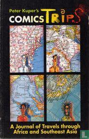Peter Kuper's Comics Trips