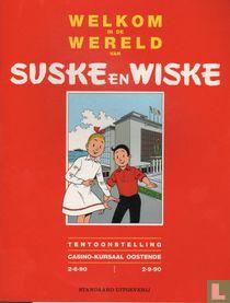 Welkom in de wereld van Suske en Wiske