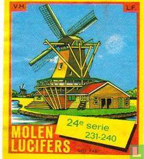 Molen matchcovers catalogue