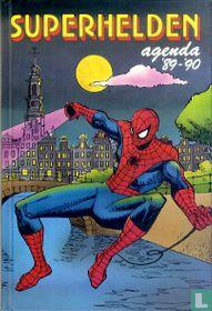 Superhelden agenda '89-'90