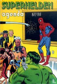 Superhelden agenda 87/88