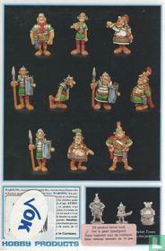 Asterix Die Romer