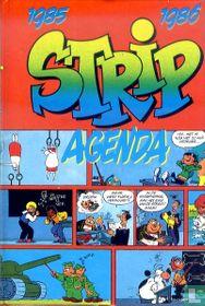 Strip agenda 1985 1986