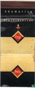 Pelo - Pilz C.Bluthard - Krawatten