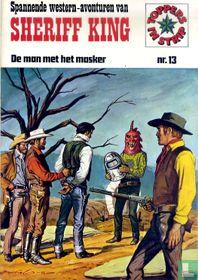 De man met het masker