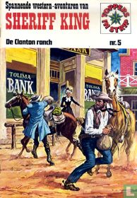 De Clanton ranch