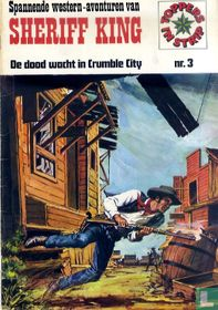 De dood wacht in Crumble City