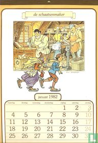 Ambachten kalender 1982