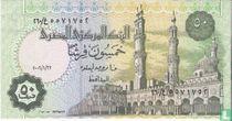 Egypte 50 Piastres 2006, 22 januari