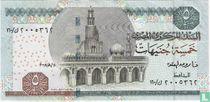 Egypte 5 Pounds 2008, 11 augustus