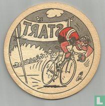 Amstel Gold Race zaterdag 14 april 1979 / Start
