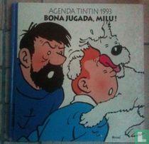 Agenda Tintin 1993