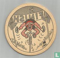 Amstel Gold Race zaterdag 14 april 1979 / Finish