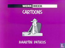Werkweek cartoons
