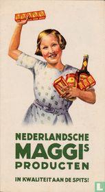 Nederlandsche Maggi's Producten