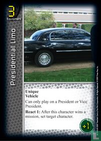 Presidential Limo