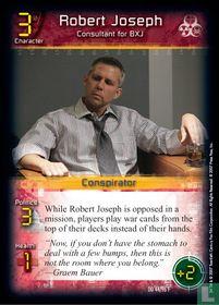 Robert Joseph - Consultant for BXJ