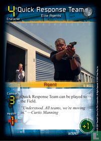Quick Response Team - Elite Agents