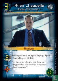 Ryan Chappelle - Division Representative
