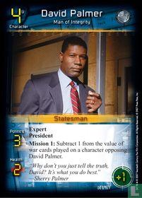 David Palmer - Man of Integrity