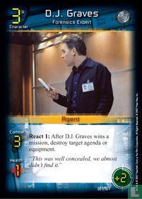 D.J. Graves - Forensics Expert