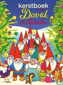 Kerstboek van David de kabouter