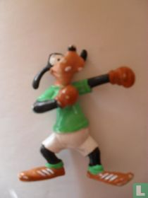 Boksende Goofy