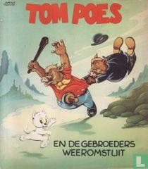 Tom Poes en de gebroeders Weeromstuit