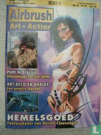 Airbrush Art + Action 1 42