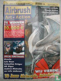 Airbrush Art + Action 1 54