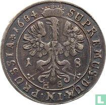 Pruisen 18 Gröscher 1684