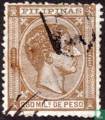 King Alfonso XII