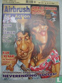 Airbrush Art + Action 1 30