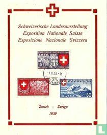 Zwitserse tentoonstelling
