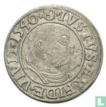 Pruisen Groschen 1540