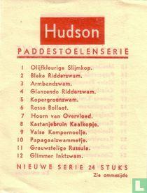 Beschrijvingskaart - Paddestoelen