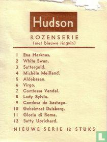 Beschrijvingskaart - Rozen (Blauwe rugvin)