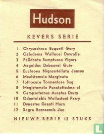 Beschrijvingskaart - Kevers serie