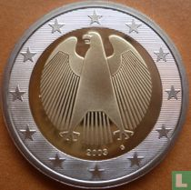 Germany 2 euro 2003 (PROOF - G)