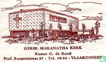 Geref. Maranatha Kerk