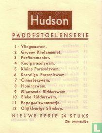 Beschrijvingskaart - Paddestoelenserie