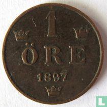 Zweden 1 Öre 1897