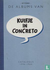 De albums van Kuifje in concreto - Catalogus 1946-1960