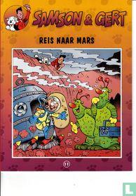 Reis naar Mars