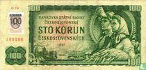 Slowakije 100 Korun 1993