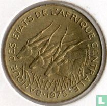 Centraal-Afrikaanse Staten 10 francs 1975