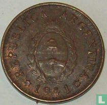 Argentina 1 centavo 1941
