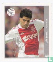Ajax: Luis Suarez