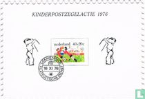 Children's stamps (B-map)