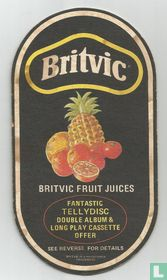 Britvic fruit juices